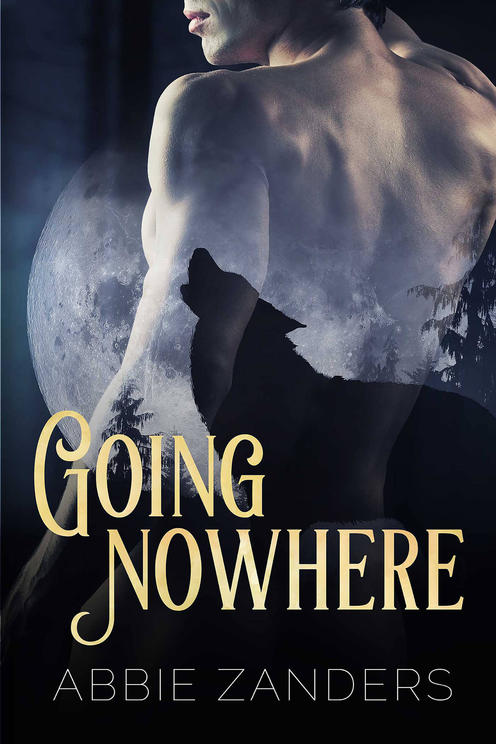 Going Nowhere (BAMF Team, Book 1)