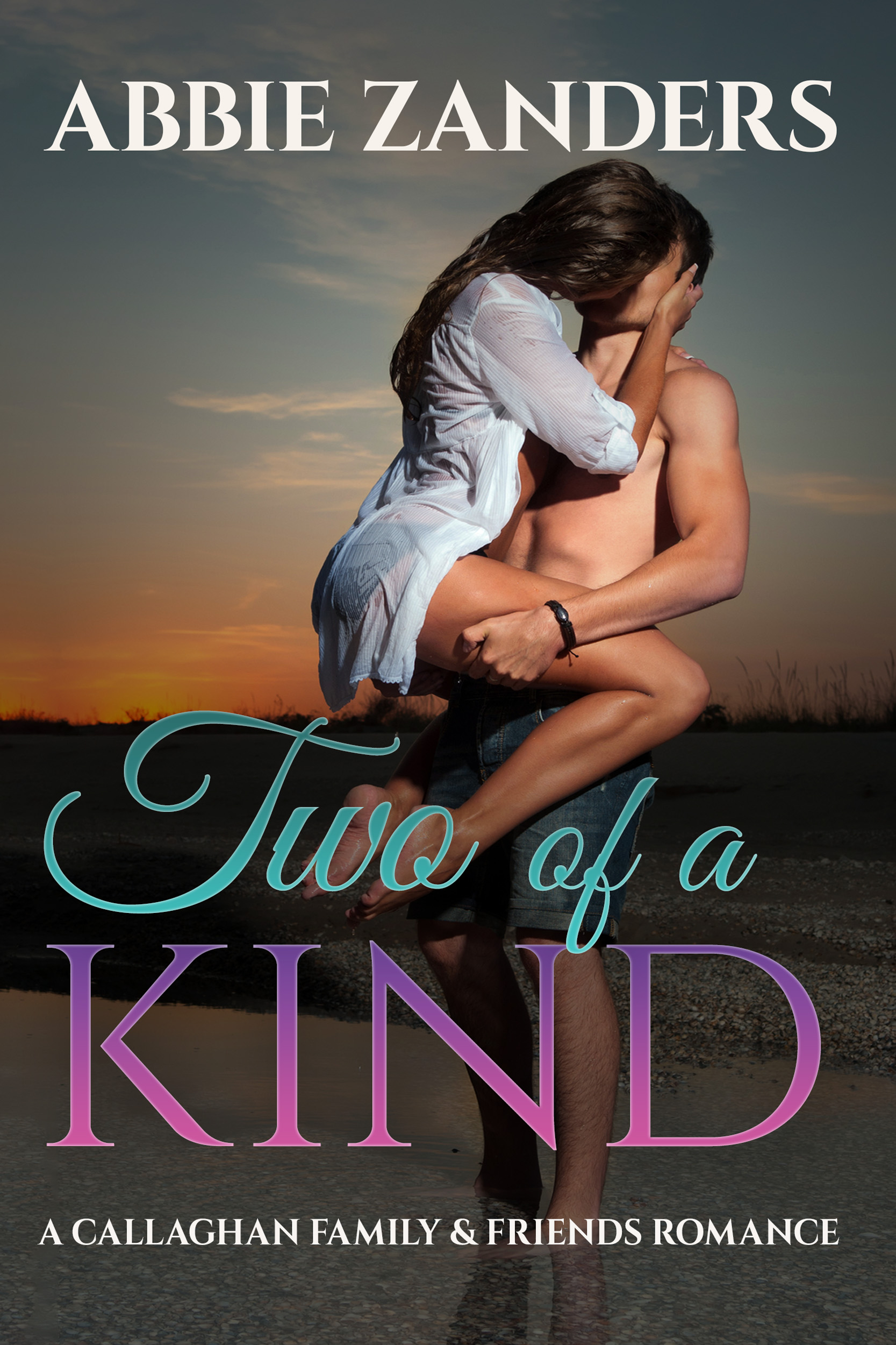 Two of a Kind (Callaghan Family & Friends, Book 1)